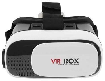 Флагманский смартфон lenovo - Кыргызстан: Очки виртуальной реальности для смартфона VR Box VR 2.0Доставка по