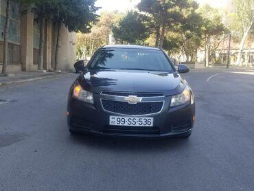 cruze - Azərbaycan: Chevrolet Cruze 2012