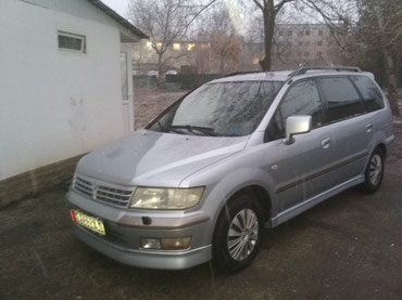 Mitsubishi space wagon 2003 год 2,4 бензин в Ош