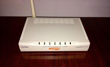 ZyXEL TTNET WiFi modem
