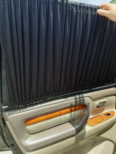 zadnie fonari lexus gx 470 в Азербайджан: Lexus lx 470 yan pərdə