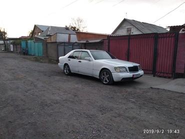 Mercedes-Benz в Кыргызстан: Mercedes-Benz C 350 3.5 л. 1994 | 123456789 км