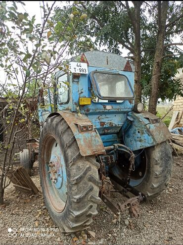 T 40 - Azərbaycan: Traktor t-40