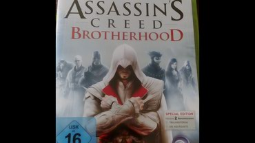 Assassin's Creed brotherhood XBOX360 - Belgrade