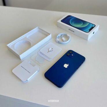 Yeni iPhone 12 64 GB Mavi