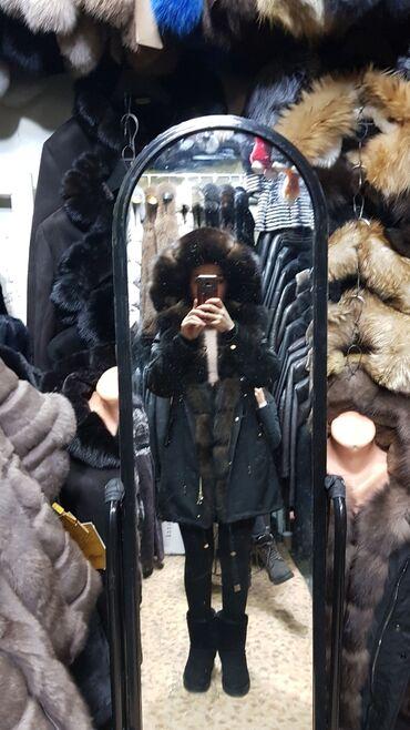Флипчарты черная магнитная поверхность - Кыргызстан: Парка,мех соболь натуралка. Новая. 42 размер.Брали за 17тыс. На