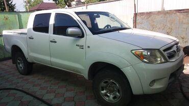 Toyota Hi-Lux 2.5 л. 2007 | 230000 км