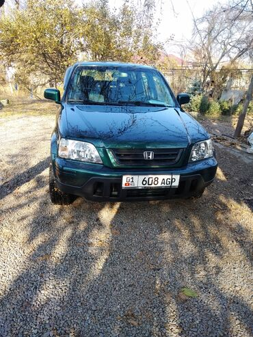 h61mxe v - Azərbaycan: Honda CR-V 2 l. 2001
