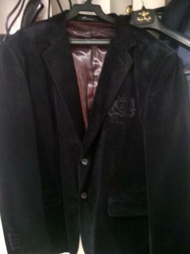 Мужской пиджак, размер 50 52, брали за 3000сом, одевал один раз только