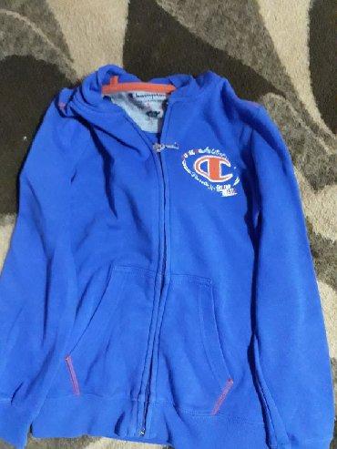 Dečije jakne i kaputi - Vrsac: Champion dukser na raskopcavanje vel7-8 godina