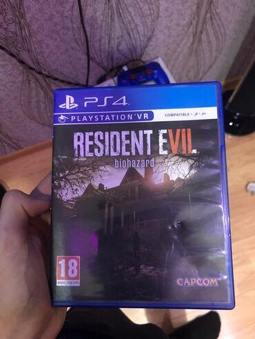 Resident evil 7 biohazard yaxsi veziyyetde