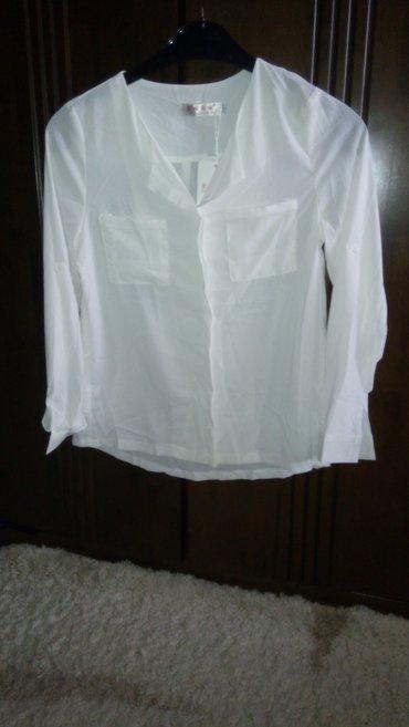 Рубашка новая. размер l. в Бишкек