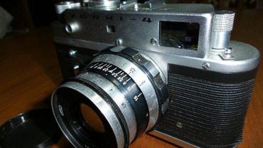 Zorki 4-Ρώσικη φωτογραφική μηχανή με μηχανισμό τύπου leica,σε πολύ