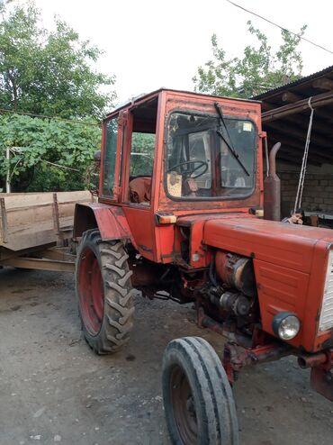 Kənd təsərrüfatı maşınları - Azərbaycan: Traktor t25 ela veziyyetdedir hecbir problemi yoxdur real alici zeng