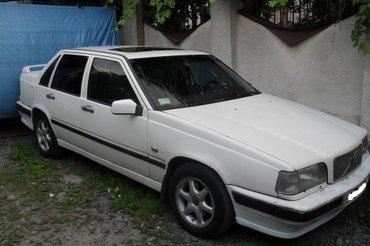 Bakı şəhərində Volvo 850