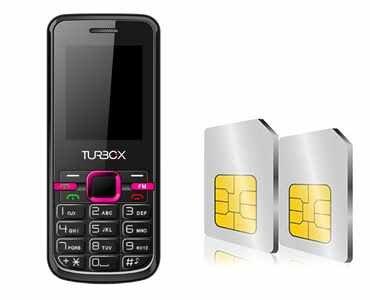 Turbo-X G1 Dual Sim Κινητό Ροζ, πληρως λειτουργικο χωρις φορτιστη
