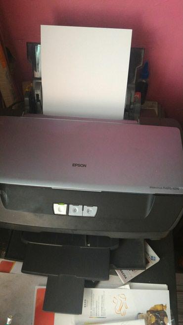 Принтер Epson r270 с доноркой в Бишкек