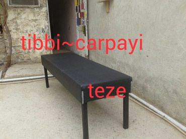 carpayi-uecuen-botiklr - Azərbaycan: Tibbi carpayi teze tam mohkem