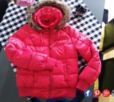 Zimska jakna, kao nova, vel L, u odličnom stanju, jako lepa i topla