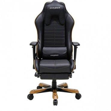 ротанговая-кресло-качалка в Кыргызстан: Игровое кресло dxracer оригинал oh/ia133/nc черный-коричневый