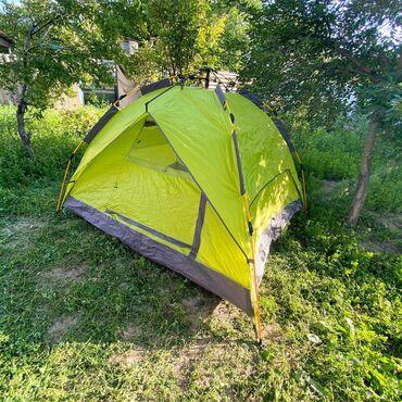 Палатка автоматическая. 2/1 съёмная внутренняя часть. Ткань Polyeste