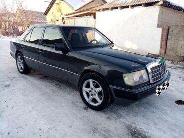amg диски w124 в Кыргызстан: Mercedes-Benz E 200 2 л. 1993   410000 км