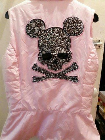 Продаю нежно розовую жилетку,  модная размер 42 в Бишкек