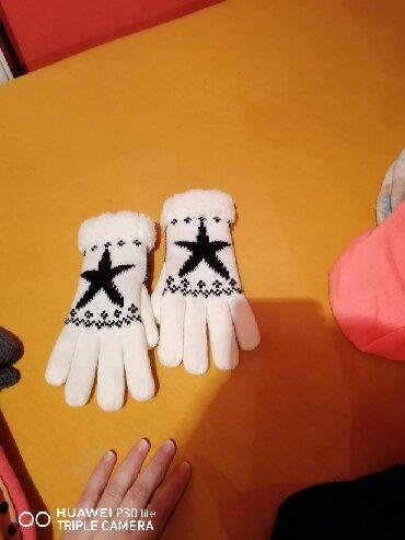 Farmerke-nisu-kineske - Srbija: Nove rukavice, bas tople i debele. Kupljene u Austriji, nisu kineske
