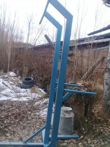Жети-огуз и Ак терек в Жаркынбаев