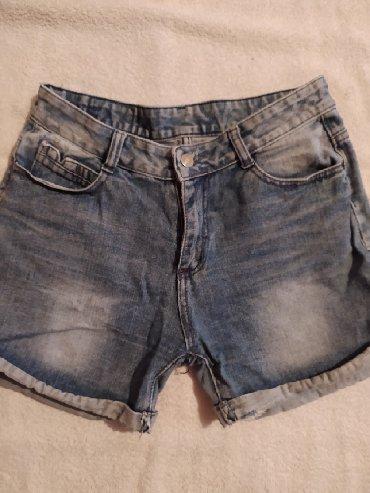 шорты джинсовые в Кыргызстан: Джинсовые шорты, размер 29