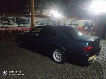 BMW - Автоматическая - Бишкек: BMW 728 2.8 л. 1996 | 25588655 км