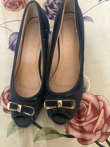 женские ботинки на каблуке в Азербайджан: Женские туфли 38