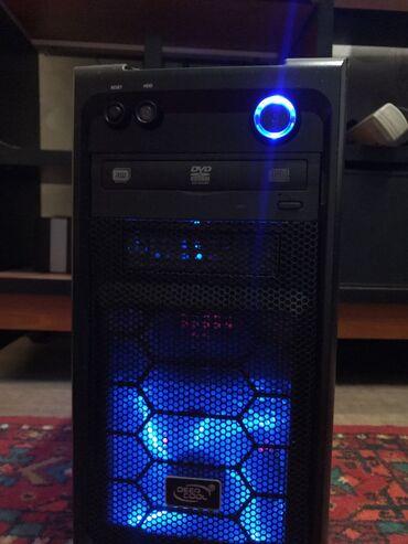 серверы amd epyc в Кыргызстан: Игровой ПК на RX 580 8GBЦП: Xeon-1280v2 (серверный аналог