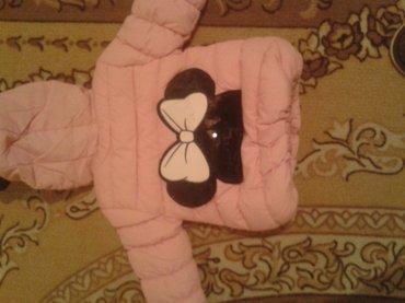 продаю новую стильную красивую куртку на 1-1.5годик    в Бишкек
