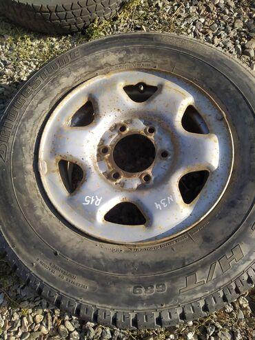 Колесный диск R 15 диск колеса 6 отверстийДиск колесный 1шт. См