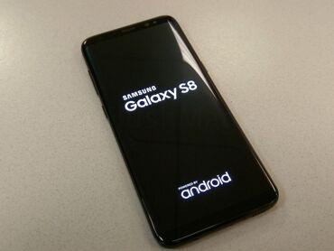 Samsung galaxy r - Азербайджан: Б/у Samsung Galaxy S8 Plus 64 ГБ Черный