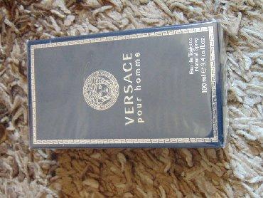 Haljina-pour-elle - Srbija: VersacePour homme edt 100mlParfem je original, kupljen u AustrijiZa