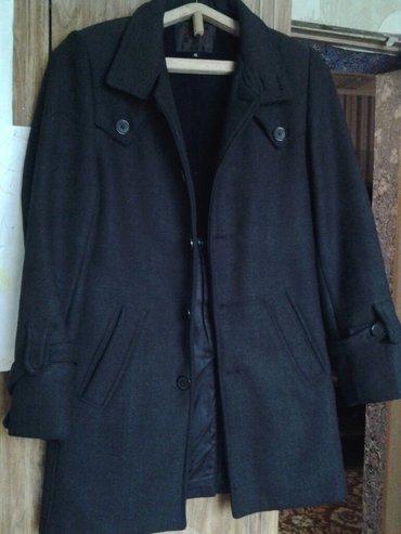 Продаю мужское пальто hugo boss, размер 48 , в Бишкек