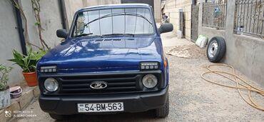 zapchasti na vaz в Азербайджан: ВАЗ (ЛАДА) 4x4 Нива 1.6 л. 1996