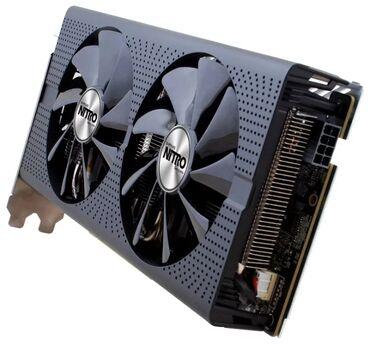 Rx 480 8GB Sapphire nitro !!!  Не перегретая не убитая!!!