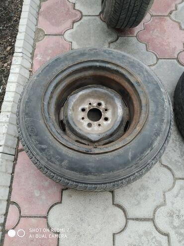 Продаю разварки: R13(13 размер). На двух уже есть шины. Шины в хорошо