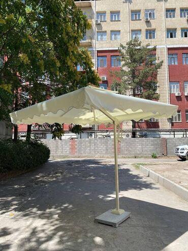 продажа сотовых телефонов в бишкеке в Кыргызстан: Продаются зонты на боковой ножке с каменной плиткой- подставкой. В