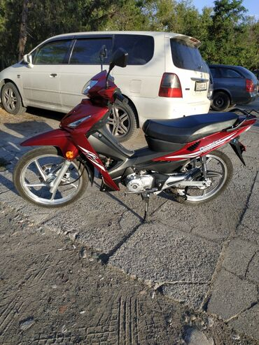 Другая мототехника в Бишкек: Продаю скутеретту. Пробег 2000 км состояние идеальное. Ничего делать
