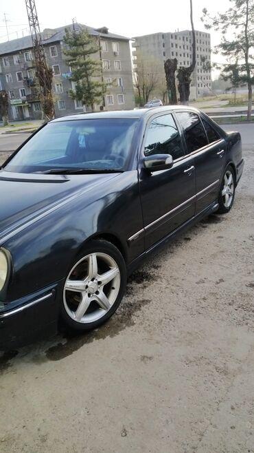 двигатель мерседес 124 2 3 бензин в Кыргызстан: Mercedes-Benz 420 4.2 л. 1996