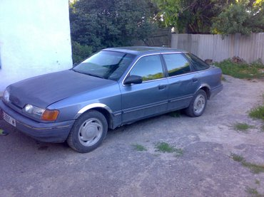 форд скорпио 89г. об.2.0 в Бишкек