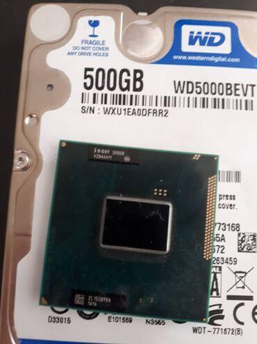 Продаю всё что на фото, процессор i3 SR0DN (Intel Core i3-2350M) рабоч