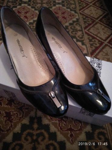 Женская обувь в Чолпон-Ата: 36 размера женские туфли. качество отличное не Китай . состояние хорош