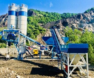 Мобильный бетонный завод М-100 SNG PROMAX в Бишкек