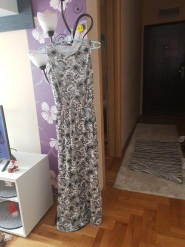 Lepa duga haljina jako lep i prijatn materijala ...1000 dinara - Belgrade