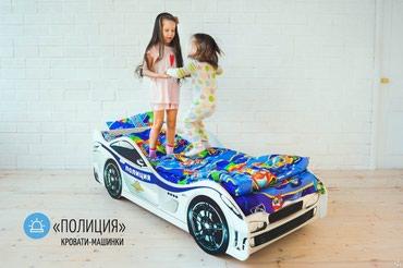 Российские  детские кровати №48 в Боконбаево